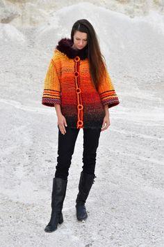 crochet coat Wow!!!!