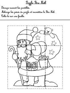 Bilderesultat for activites noel maternelle Preschool Christmas Crafts, Kindergarten Crafts, Christmas Activities, Xmas Crafts, Christmas Printables, Preschool Activities, Christmas Decorations To Make, Christmas Colors, Christmas Art