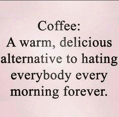 Coffee: Alternative