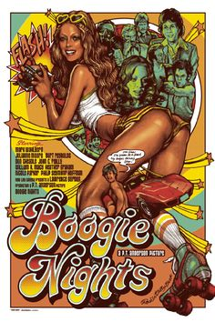 Check Out Mondo's Posters For Paul Thomas Anderson's 'Boogie Nights,' 'There Will Be Blood' & Much More | The Playlist