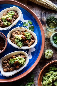 It's time for an easy Sunday dinner.but a fun and healthy Mexican one too! The post Crockpot Mexican Chili Lime Chicken. appeared first on Half Baked Harvest. Chili Lime Chicken, Mexican Chicken, Chicken Tacos, Poblano Chicken, Pulled Chicken, Mexican Chili, Taco Chili, Cooking Recipes, Healthy Recipes