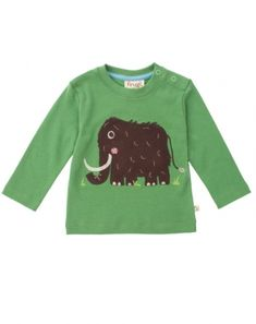 Woolly Mammoth Top - Organic Clothes By Frugi -  company selling organic cotton & fair trade clothes for babies, kids & mums.  http://www.welovefrugi.com/ http://www.pinterest.com/welovefrugi/aw13-has-arrived/
