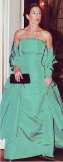 October 2003 state visit from Grand Duke of Luxembourg - gala dinner