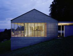 House A / Dietrich by Untertrifaller Architekten.