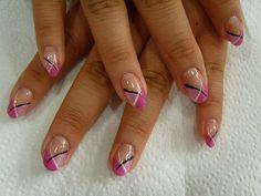 Nail Art Designs Gallery   Pink