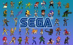 Sega Mega Memories – Top 5 (by Dan Robert)