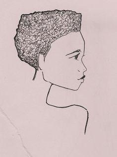 hair in art - Recherche Google