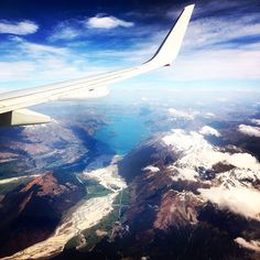 Queenstown, New Zealand New Zealand, Airplane View, Places To Go, Pictures