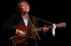 Kenneth Pattengale, one half of The Milk Carton Kids.