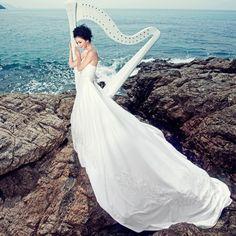 Wedding dress   Keywords: #weddinggowns #jevelweddingplanning Follow Us: www.jevelweddingplanning.com  www.facebook.com/jevelweddingplanning/