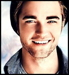 Edward Cullen-now normally I don't find him attractive. Just his character in Twilight. But not lookin too shabby