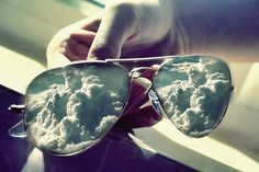 cloudy glasses