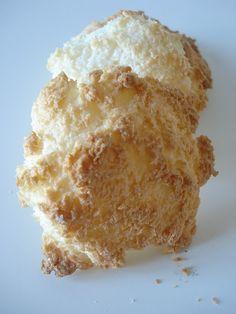coconut cookies...
