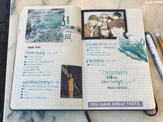 kpop-bullet-journal | Tumblr