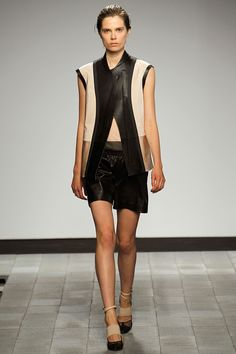 Reed Krakoff S 2013 RTW Runway   Photo: Monica Feudi