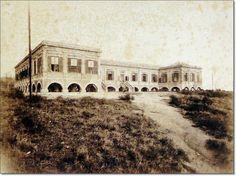 Hospital da Brigada Militar final déc. de 1920.