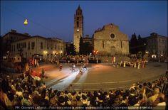 Teramo Italy The main Piazza.