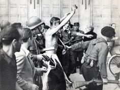 """#Photo de """"Pik"""", reporter-photographe, sise 18 rue Royale (#Lyon 1er). Son travail a également illustré plusieurs publications collectives nées au cours des mois qui ont suivi la #Libération de #Lyon : """"Lyon sous la botte"""", """"Atrocités nazies en France"""", """"La Libération de Lyon"""", """"Lyon, souviens-toi : mémorial des années 40-45"""" #numelyo #WW2 #2GM #libération #occupation Reporter Photographe, Occupation, Lyon, September"""