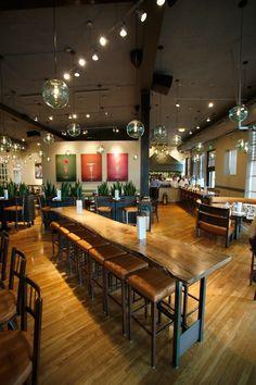 Humboldt Farm Fish Wine - Denver: Community Table Dining