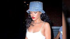 Rihanna luce su nuevo y salvaje aro nasal