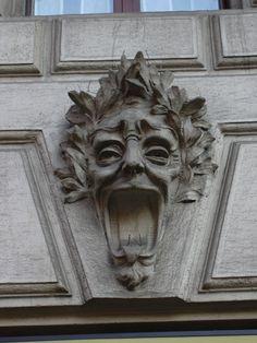 #Milan #gargoyle #architecture #ornament #sculpture
