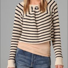 Patterson Kincaid Sweater Very cute sweater. Never worn Sweaters