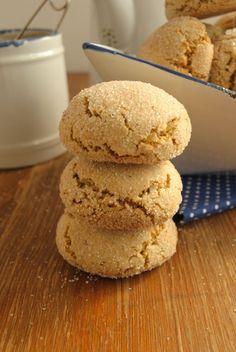 Cardamom Gingerbread Cookies - All Recipes Bakery Recipes, Sweets Recipes, Pie Recipes, Cookie Recipes, Keks Dessert, Cooking Cookies, Yummy Food, Tasty, How Sweet Eats