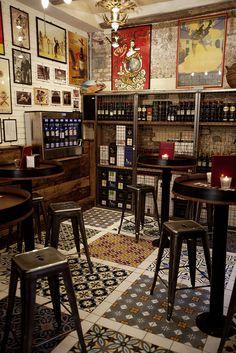 Restaurant & Bar Design Awards 2011 - Bar Pepito (Dorking) / Richard Bigg | Flickr - Photo Sharing!