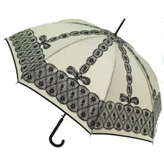 Parapluie long dentelle Chantal Thomass