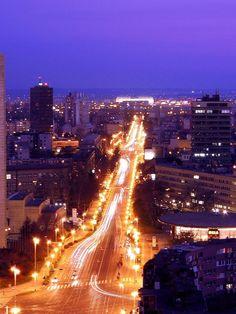 Svjetla moga velegrada PHOTO © Srećko Golubić #ZagrebFacts #Zagreb #ZG #Agram #Savska