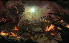 Yomi is the Japanese underworld. There is no heaven or hell, this is where all souls go.