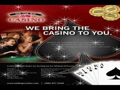 Casino nights for corporate, private and charity events in Phoenix, AZ Casino Theme Parties, Casino Party, Party Themes, Party Ideas, Poker Party, Team Building Events, Customer Appreciation, Casino Night, New Years Eve Party