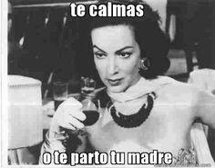 Jajajajajaja!!!...O, te calmas o te calmo? http://www.gorditosenlucha.com/