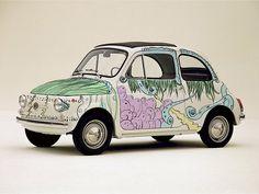 Fiat 500 by Lloveras