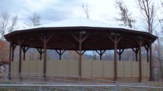 The 50' Covered Round Pen
