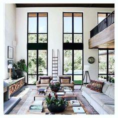 41 Contemporary Living Room Interior Designs - Modern Home Design Sweet Home, Deco Design, Design Dintérieur, Design Hotel, Salon Design, Design Styles, Floor Design, Design Elements, Home Fashion