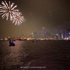 july 4th downtown chicago