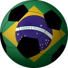 ebe1e0f6bd Bola de futebol do Brasil Bola De Futebol