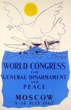Picasso - World congress for peace