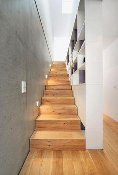 Ein Doppelhaus ganz individuell gebaut - DAS HAUS