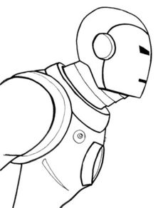 Iron Man 3 Coloring Pages For Kids Free Boys Avengers Marvel Online And Printable