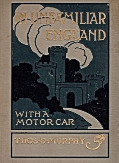 In Unfamiliar England with a Motor Car cover   by katinthecupboard