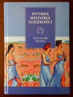 Okładka książki Intymna historia ludzkości