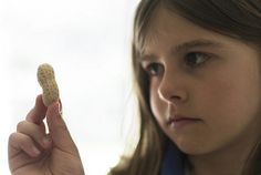 After people with peanut allergy received a treatment called oral immunotherapy, most who discontinued or had a reduced dose lost its protective effects. Most Common Food Allergies, How To Get Thick, How To Make, Nice And Slow, Special Educational Needs, Peanut Allergy, Sinus Infection, Runny Nose, Easter Treats