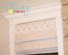 Hey friends! I get asked about my roman shades all the time. I decided it was time to change mine out, and I thought this would be a great time to attempt a tutorial. You should be warned…. I feel like writing this tutorial is harder than making the darn shades… Just saying So,… Sewing Crafts, Sewing Projects, Diy Crafts, Home Projects, Projects To Try, Roman Shade Tutorial, Diy Roman Shades, Do It Yourself Inspiration, Roman Blinds
