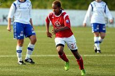 Anya DeCourcy scoret det første målet for Sunndal.