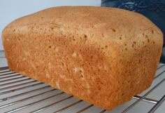 This is the best gluten free bread recipe EVER!