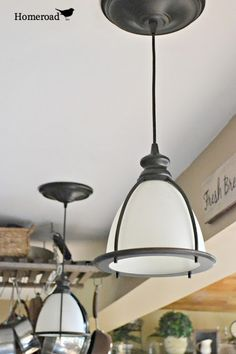 Kitchen Farmhouse Light