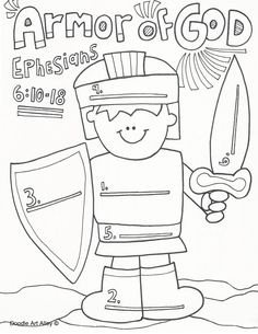 The Christmas Angel Blog Teaching Armor Of God