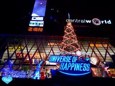 Everybody knows that December is holidays. Though there is not really a holiday in Bangkok, you still can feel the spirit of holiday season in Thailand especially in Bangkok. If you happen to visit the City of Angles in December and want to see Santa, Central World is the place to go.Read more http://lovethaimaak.com/thai-places/popular-christmas-spot-in-central-world-rachaprasong-bangkok/